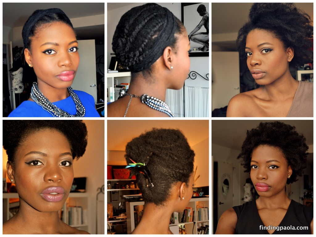 All styled with Pomad Kreyol